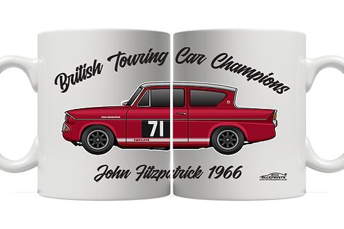 John Fitzpatrick 1966 Champion 11oz Mug