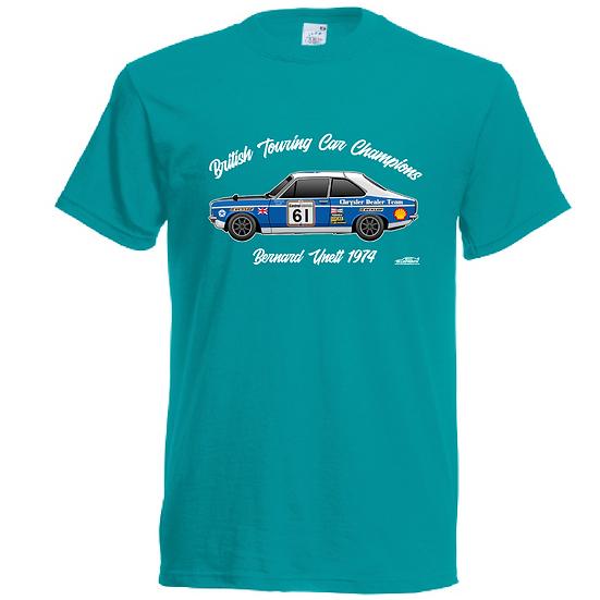 1974 Bernard Unett T-Shirt