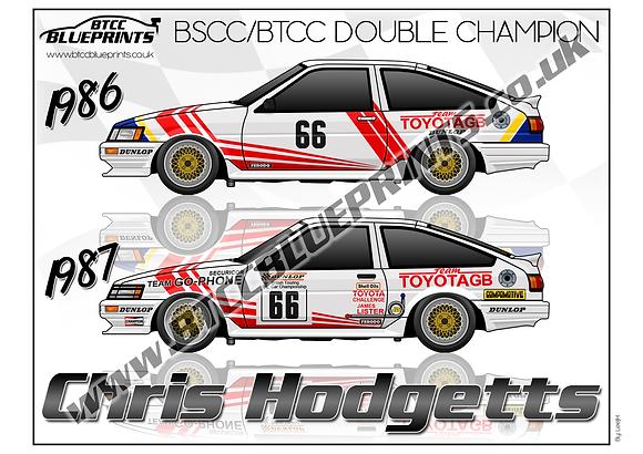 Chris Hodgett Double Champ BSCC/BTCC
