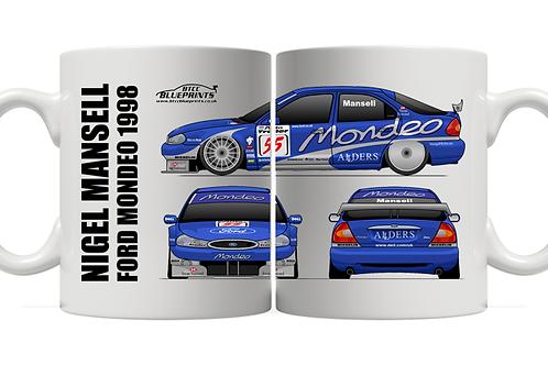 Nigel Mansell 1998 | All View | 11oz Mug