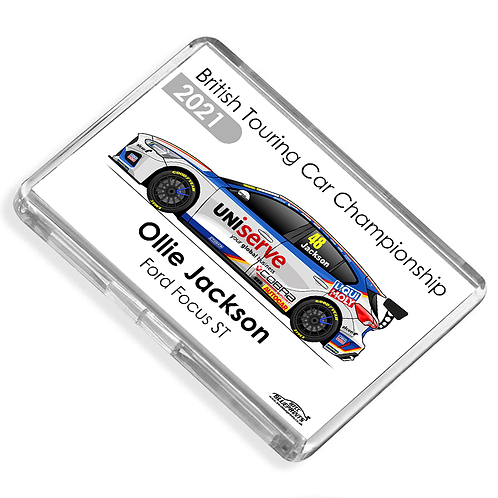 Ollie Jackson 2021 | Motorbase Performance | Magnet