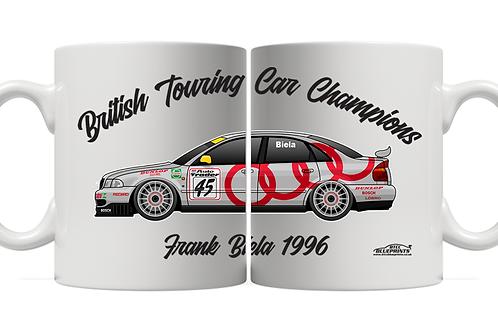 Frank Biela 1996 Champion 11oz Mug