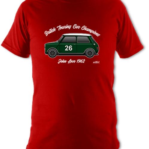 John Love 1962 Champion   Children's   Short Sleeve T-shirt