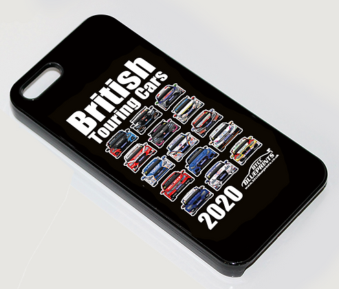 British Touring Cars 2020 Phone Case