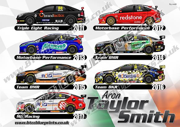 Aron Taylor-Smith career