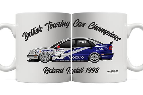 Rickard Rydell 1998 Champion 11oz Mug