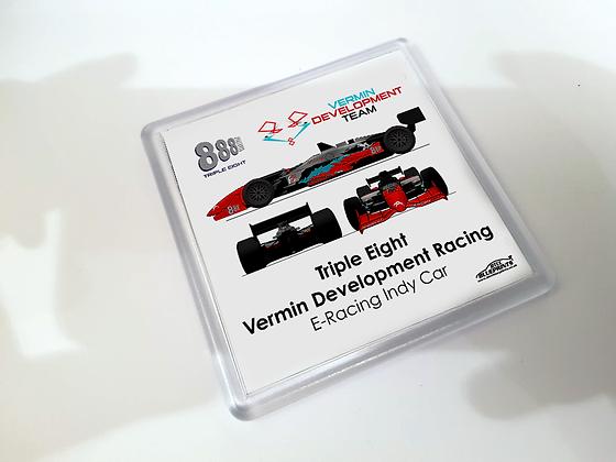 Triple Eight Vermin Development Racing Coaster