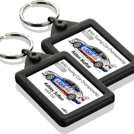 Laser Tools Racing 2021 Keyring