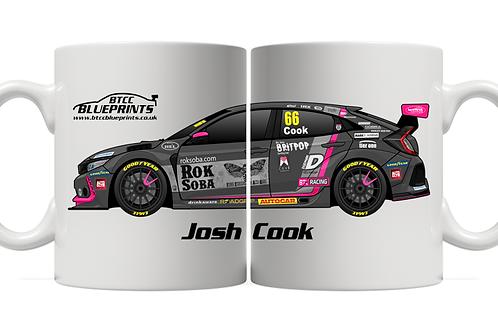 Josh Cook 2021 | BTC Racing | 11oz Mug