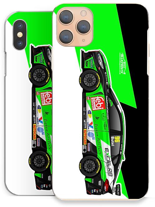 Jack Butel 2021 | Excelr8 Motorsport | Samsung Galaxy J Phone Case