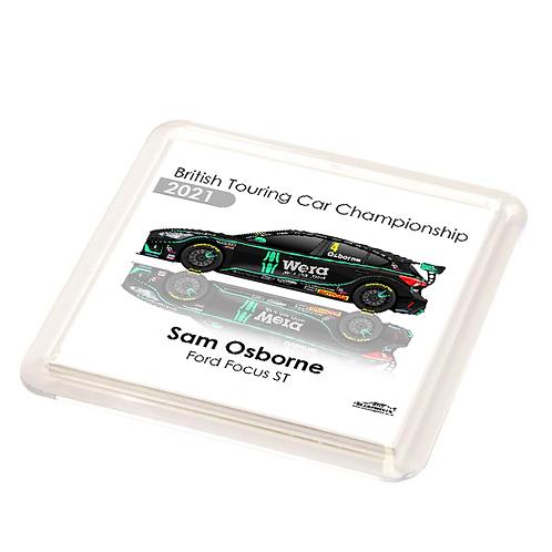 Sam Osborne 2021 | Motorbase Performance | Coaster