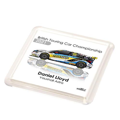 Daniel Lloyd 2021 | Power Maxed Racing | Coaster