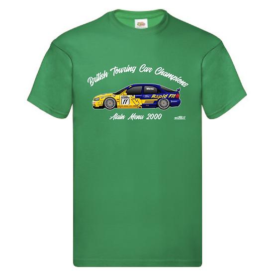 2000 Alain Menu T-Shirt
