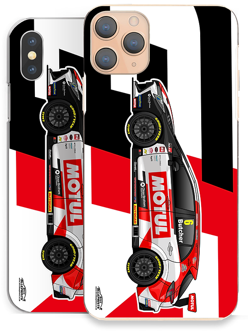 Rory Butcher 2021 | Toyota Gazoo Racing UK | Sony Xperia Phone Case