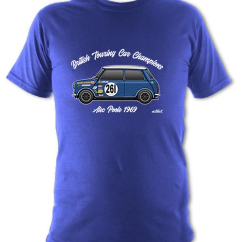Alec Poole 1969 Champion | Children's | Short Sleeve T-shirt