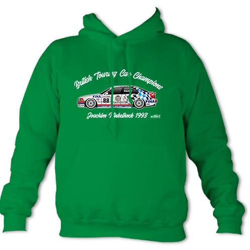 Joachim Winkelhock 1993 Champion | Adult Unisex | Hoodie