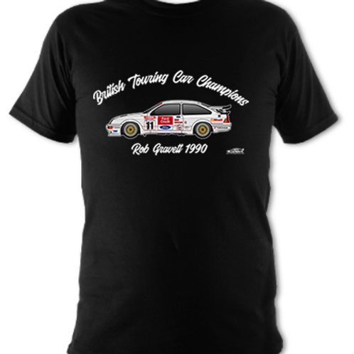 Rob Gravett 1990 Champion | Children's | Short Sleeve T-shirt