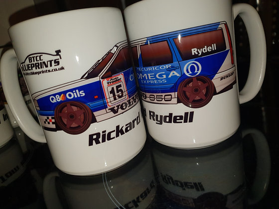 Super Touring Icons Mug