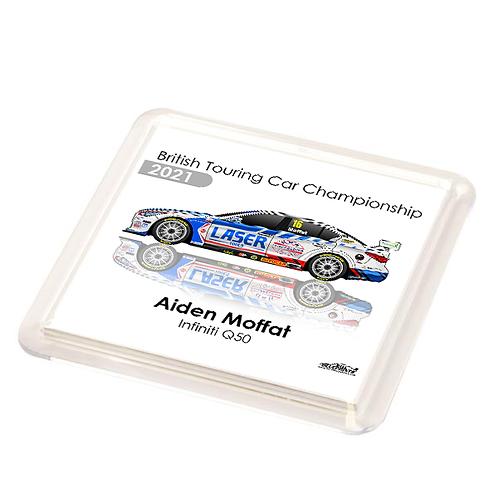 Aiden Moffat 2021 | Laser Tools Racing | Coaster