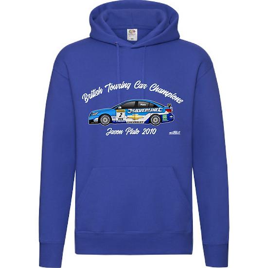2010 Jason Plato Sweatshirt