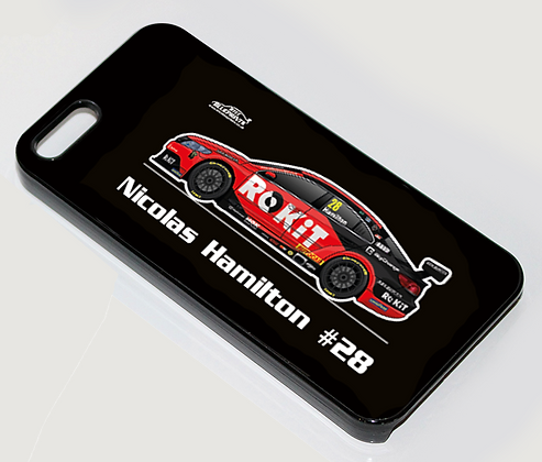 Team HARD Racing 2020 Phone Cases (Drivers)