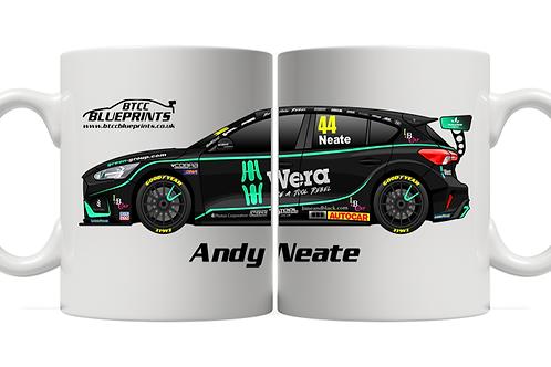 Andy Neate 2021 | Motorbase Performance | 11oz Mug