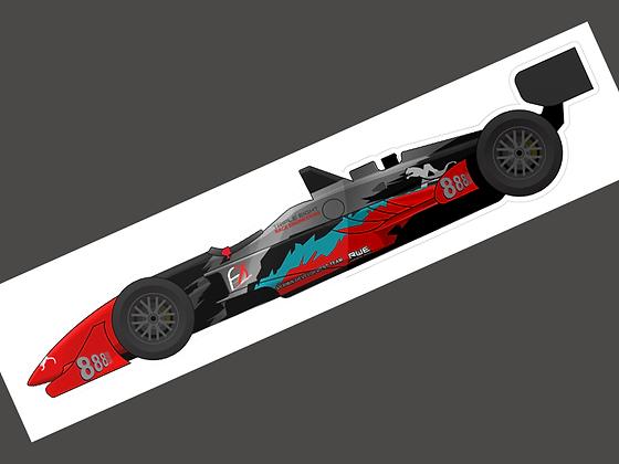 Triple Eight Vermin Development Racing Sticker