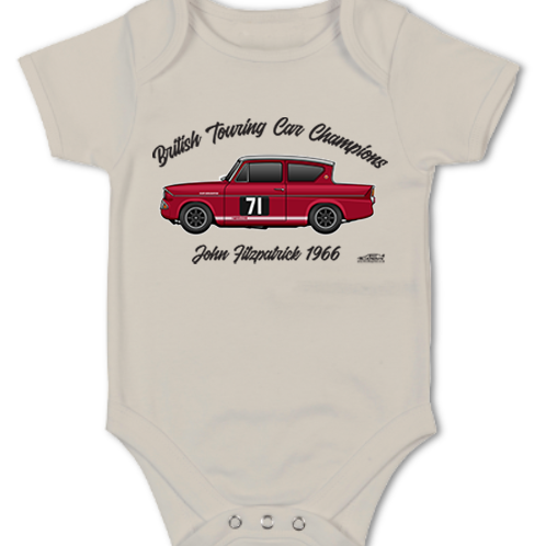 Frank Fitzpatrick 1966 Champion | Baby Grow