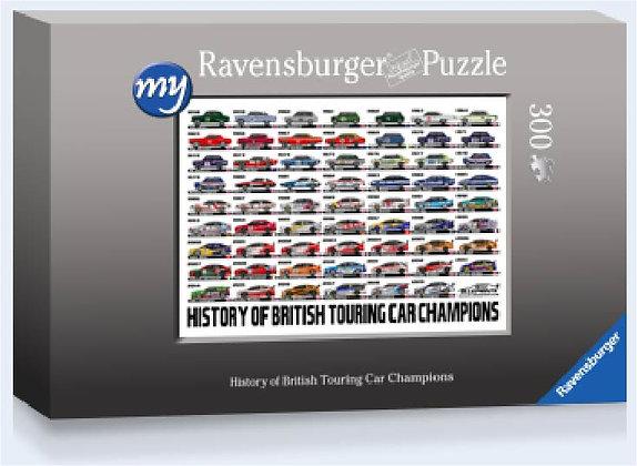 History of BTCC Puzzle