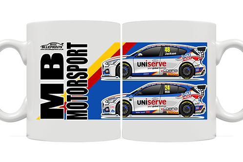 MB Motorsport 2021 | 11oz Mug