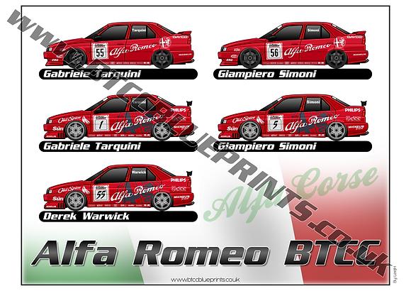 Alfa Romeo BTCC