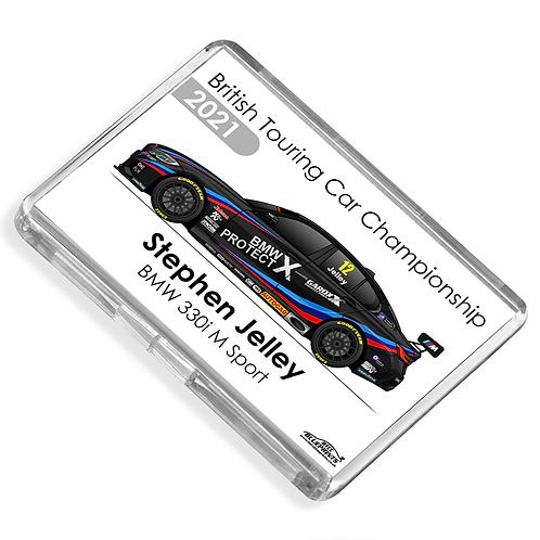 Stephen Jelley 2021 | Team BMW | Magnet