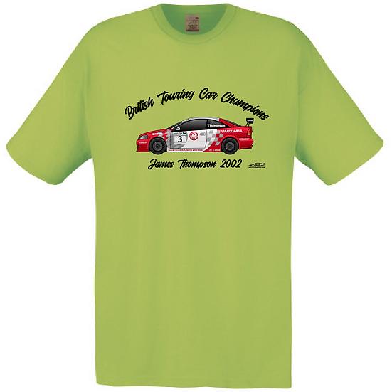 2002 James Thompson T-Shirt