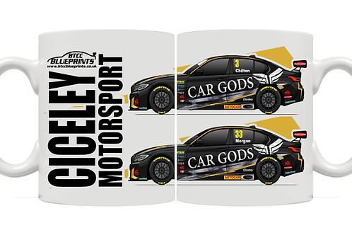Ciceley Motorsport 2021 11oz Mug