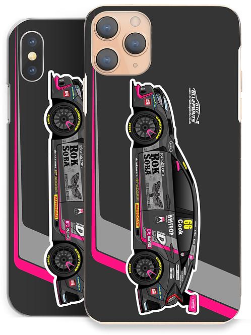 Josh Cook 2021 | BTC Racing | Samsung Galaxy S Phone Case