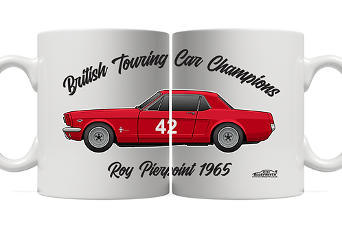 Roy Pierpoint 1965 Champion 11oz Mug