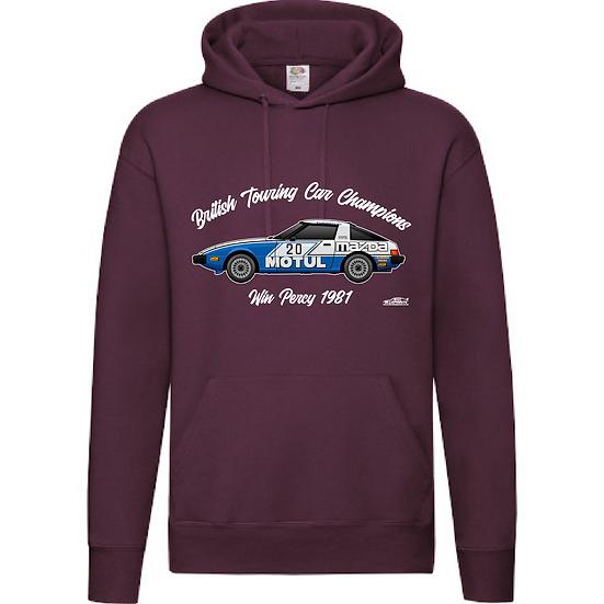 1981 Win Percy Sweatshirt
