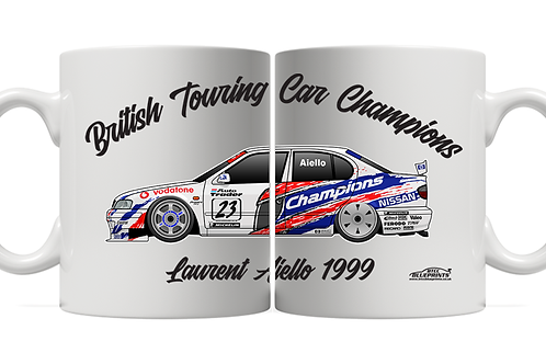 Laurent Aiello 1999 Champion 11oz Mug