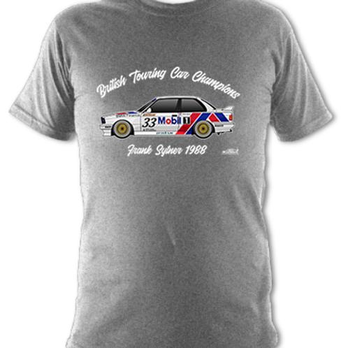 Frank Sytner 1988 Champion | Children's | Short Sleeve T-shirt