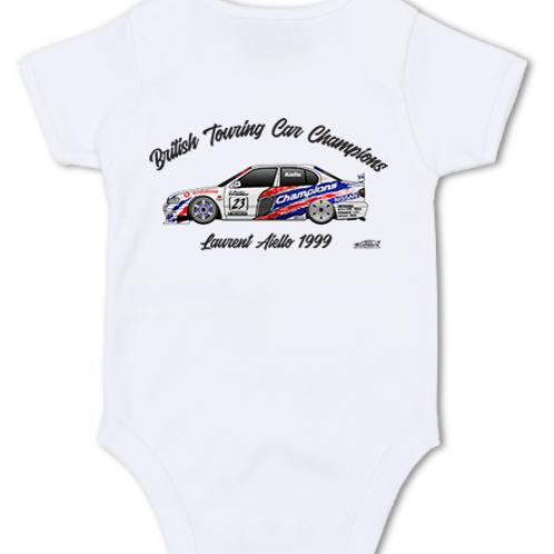 Laurent Aiello 1999 Champion | Baby Grow