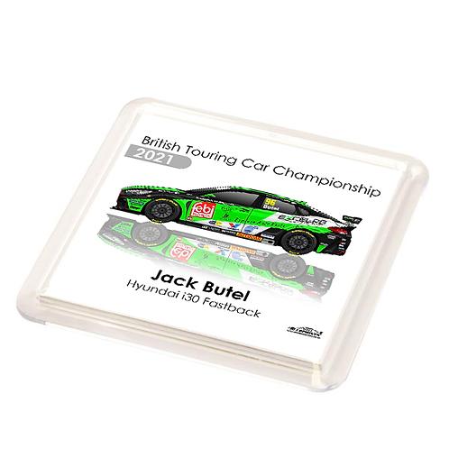 Jack Butel 2021 | Excelr8 Motorsport | Coaster