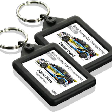 Power Maxed Racing 2021 Keyring