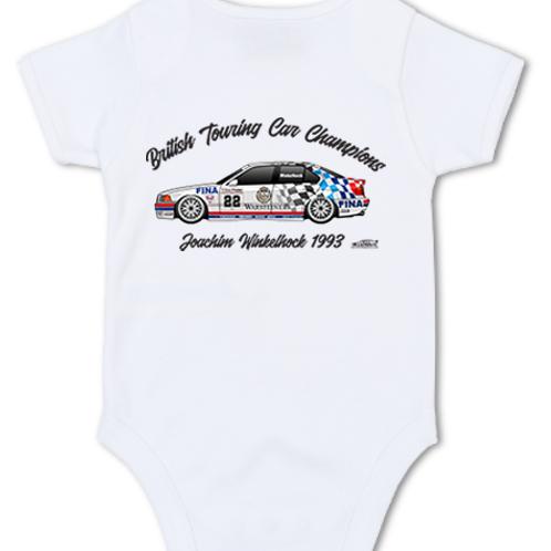 Joachim Winkelhock 1993 Champion | Baby Grow