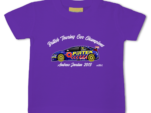 Andrew Jordan 2013 Champion | Baby/Toddler | Short Sleeve T-shirt