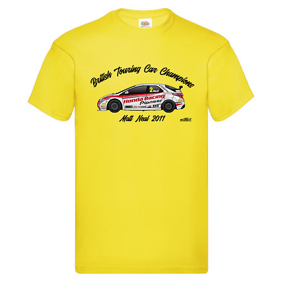 2011 Matt Neal T-Shirt