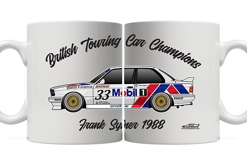 Frank Sytner 1988 Champion 11oz Mug