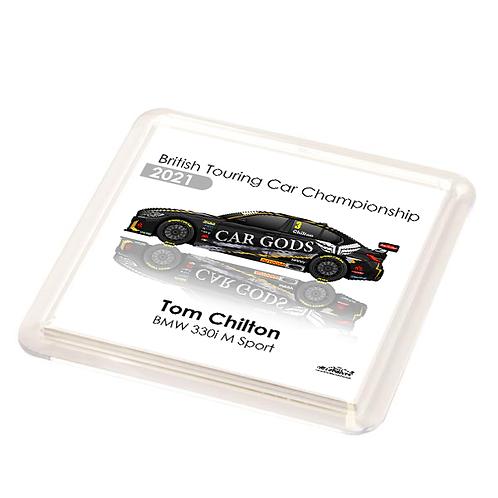 Tom Chilton 2021 | Ciceley Motorsport | Coaster