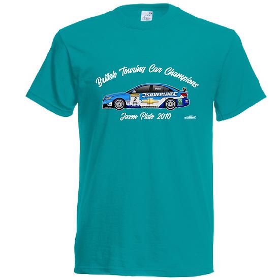 2010 Jason Plato T-Shirt