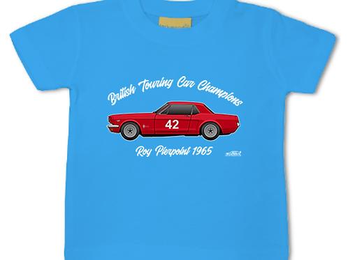 Roy Pierpoint 1965 Champion | Baby/Toddler | Short Sleeve T-shirt