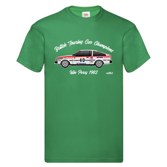 1982 Win Percy T-Shirt